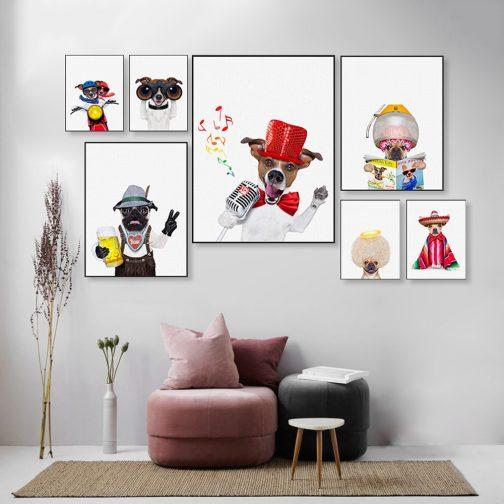 Canvas Home Decor