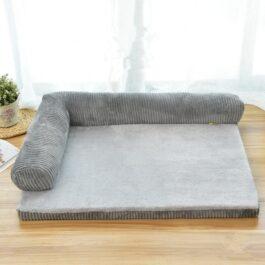 Luxury Large Bed Sofa Pet Cushion