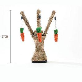Cat Toys Interactive Tree Sisal Rope Post