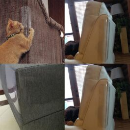 2PCS/Set Anti-Scratching Cat Pad  Sofa Guard Protector