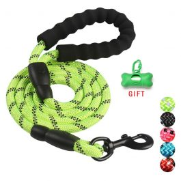 Durable Nylon Dog Walking Training Leash Rope