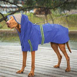 Waterproof Dog Raincoat Reflective