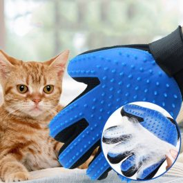Cat Silicone Pet Grooming Glove
