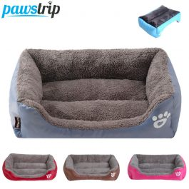 Paw Sofa Pet Bed for Cat and Dog